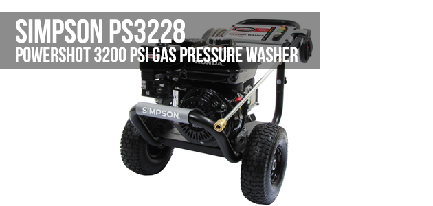 Simpson Ps3228 S Review Pressurewashercritics Com