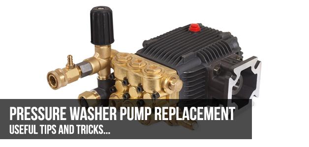 Replacing The Pump