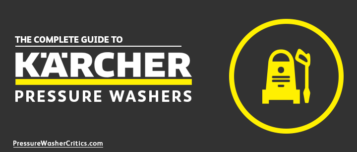 best karcher pressure washer