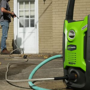 greenworks power washer